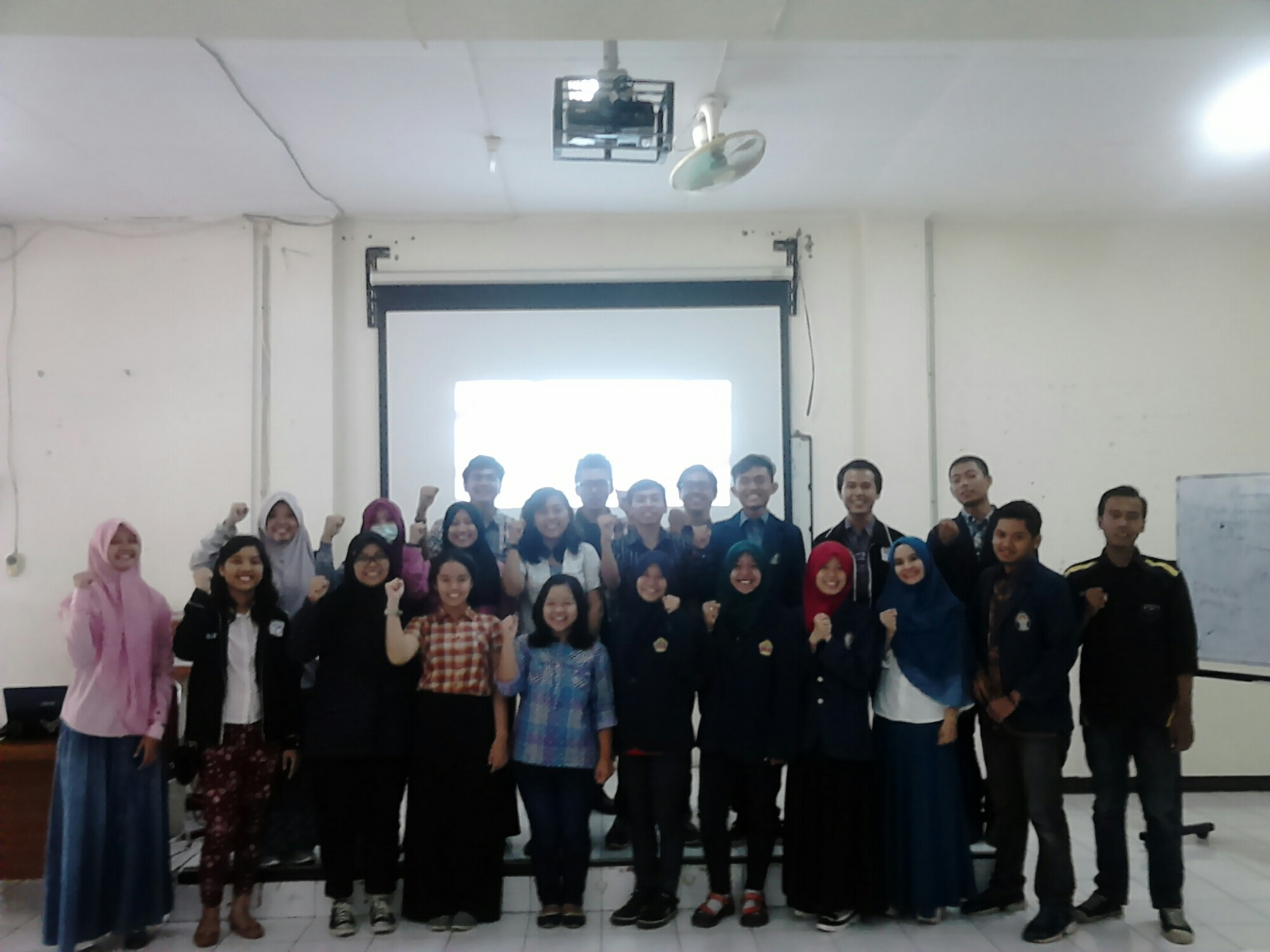 ILMPI Goes to Campus: Undip